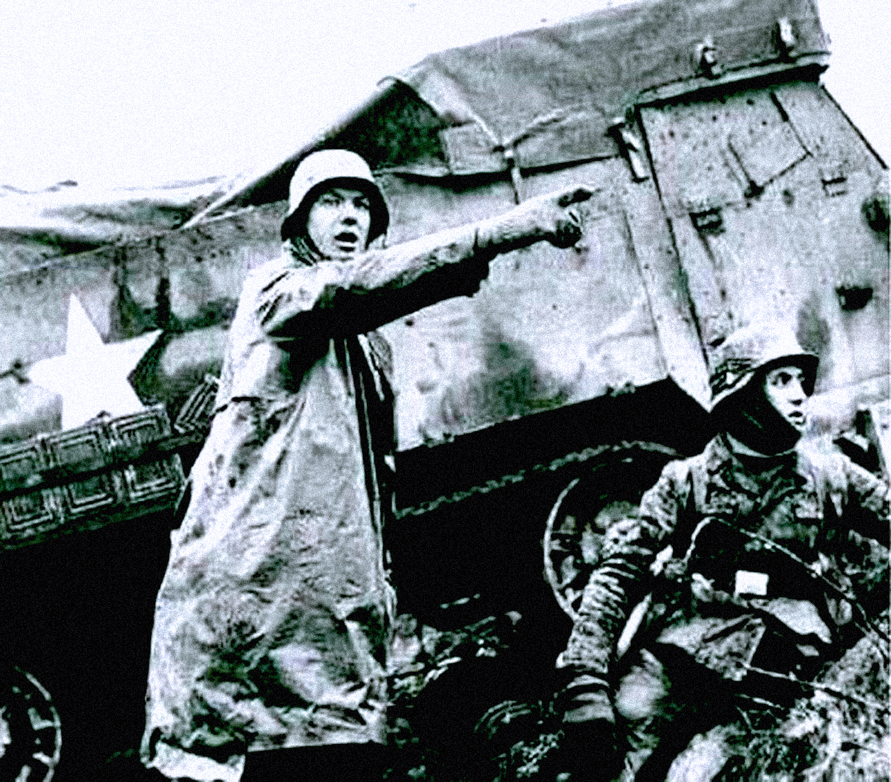 December 19, 1944 – A News Blackout On The Western Front – A Rumor Of Heavy Casualties – Somewhere In Belgium