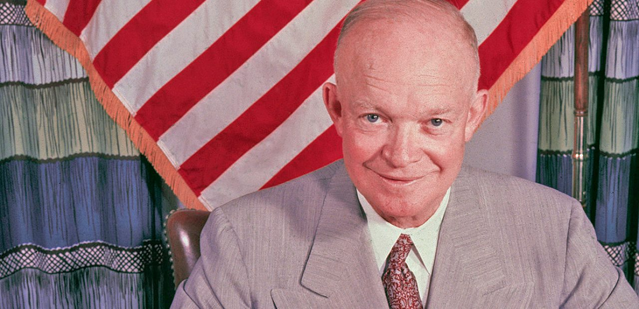 President Eisenhower - Christmas Message - 1953