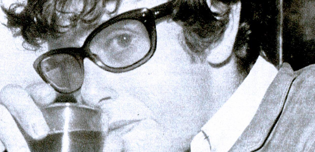Donovan - in session for Baton Rouge - Paris 1967