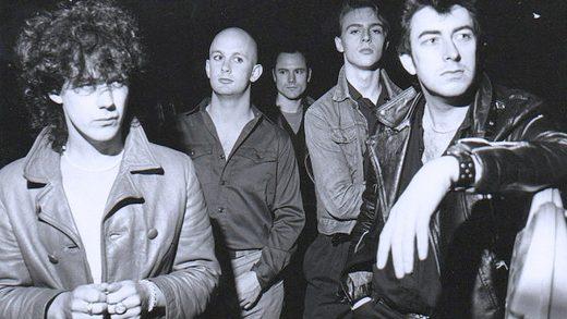 Modern Eon - in session for Peel - 1981