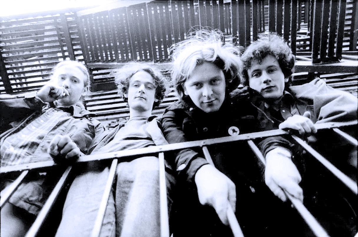 Teenage Fanclub – Reading 1992 – Past Daily Soundbooth