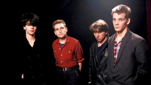 Echo & The Bunnymen - Photo: Ebet Roberts