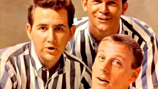 The Kingston Trio - in concert 1964