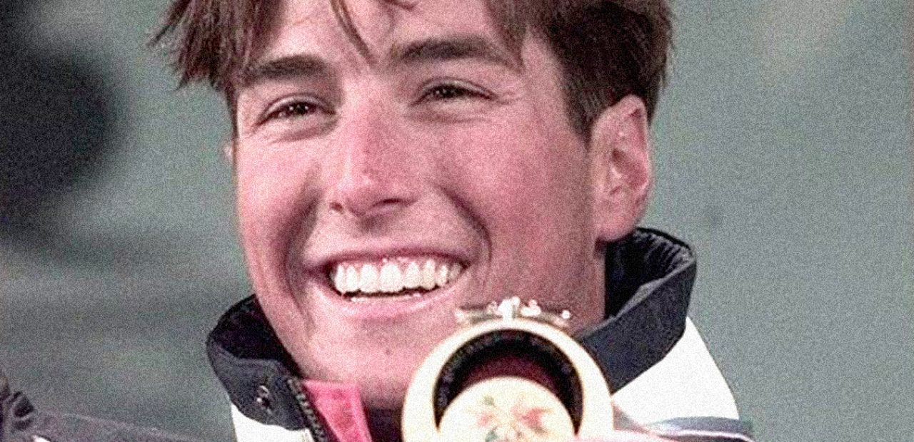 Johnny Moseley - First USA Gold Winner at Nagano Olympics