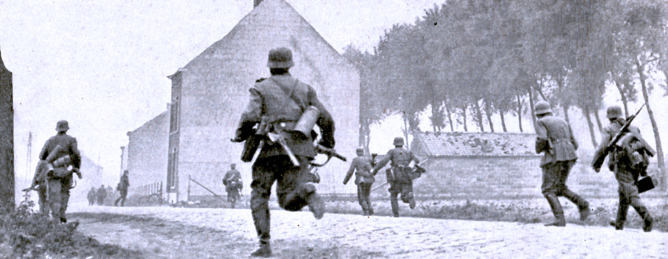German Troops - February 1940