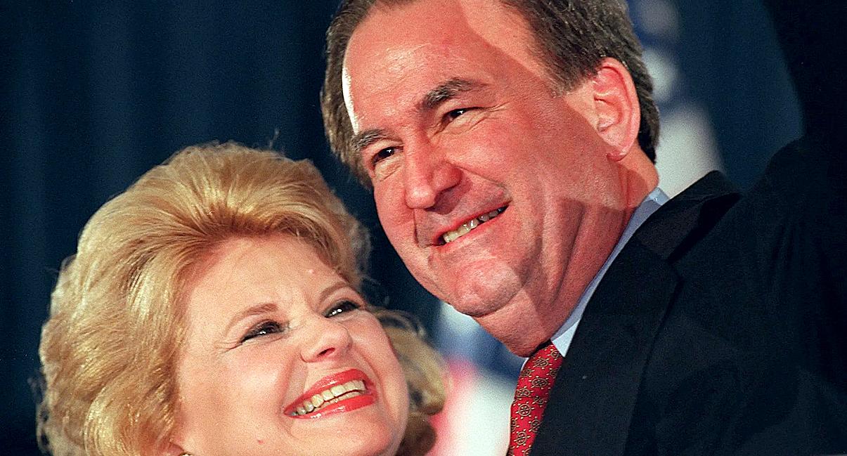 Pat Buchanan - 1996 Iowa Caucus
