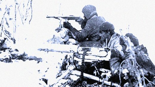 Finnish Army - March 1940 -