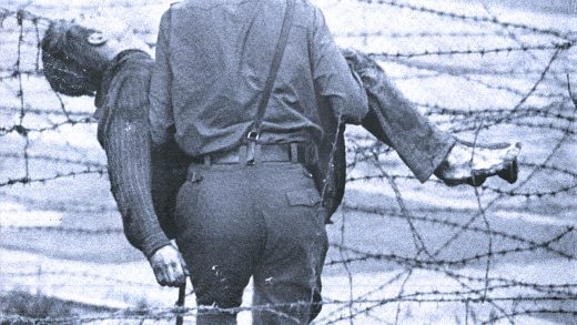 East Berlin - attempted defection -