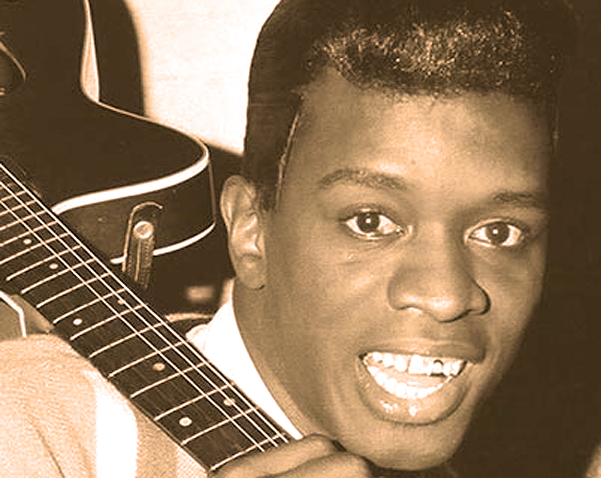 "Johnny ""Guitar"" Watson – Live In Hamburg – 1976 – Past Daily Backstage Weekend"