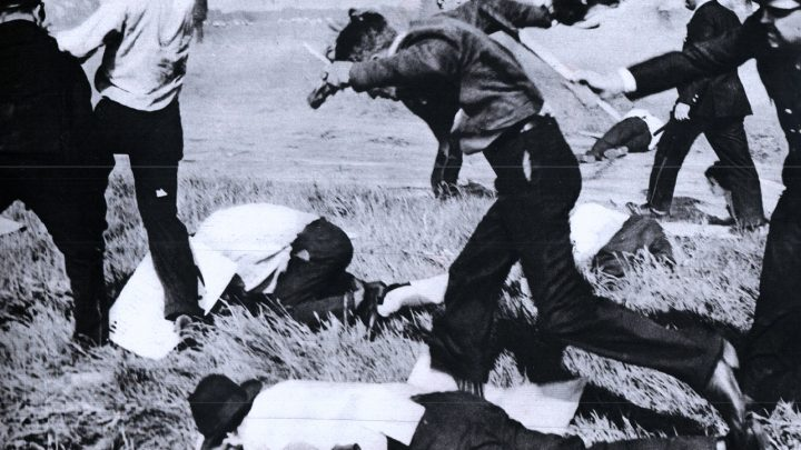 Police and Pickets - The Labor movement