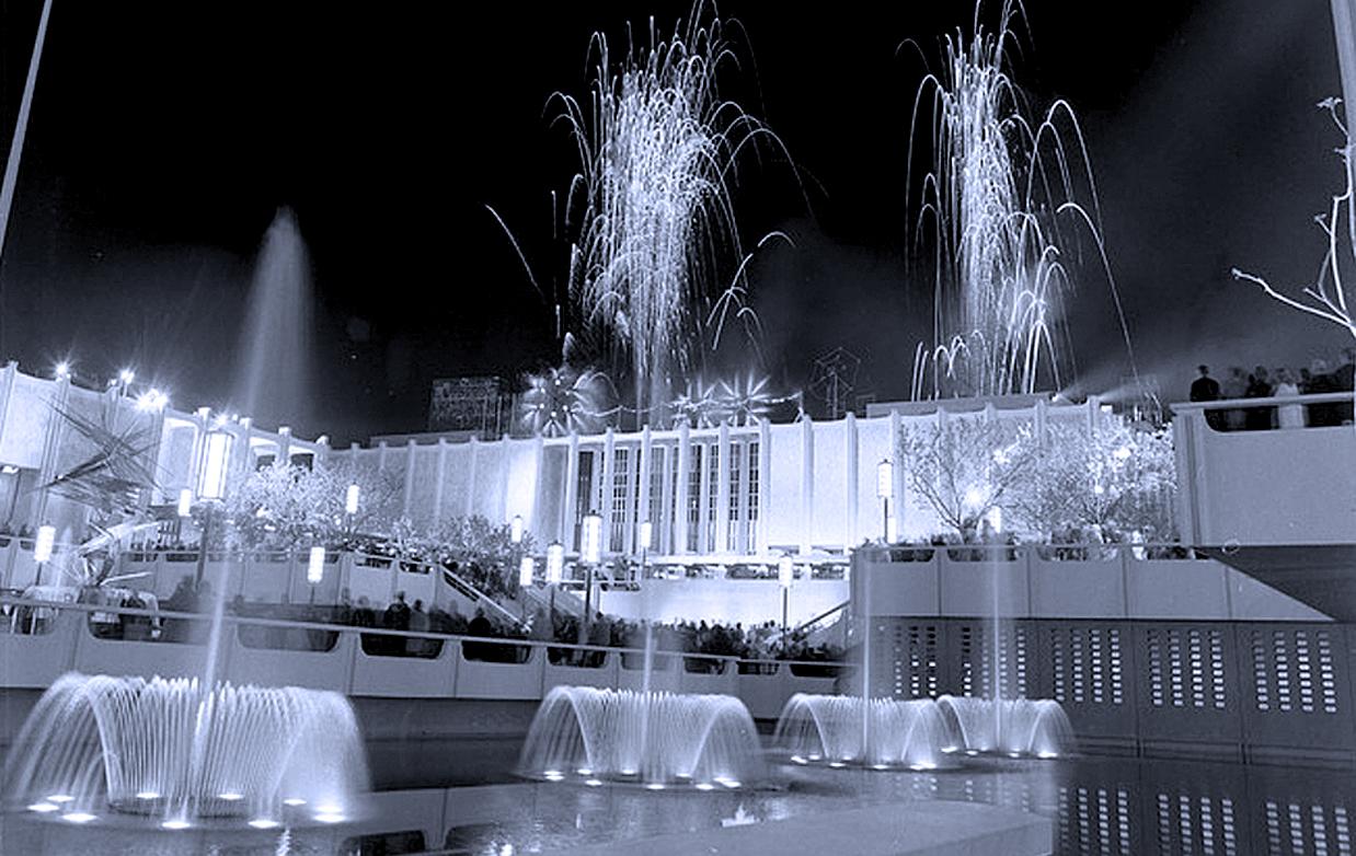LACMA opens - March/April - 1965