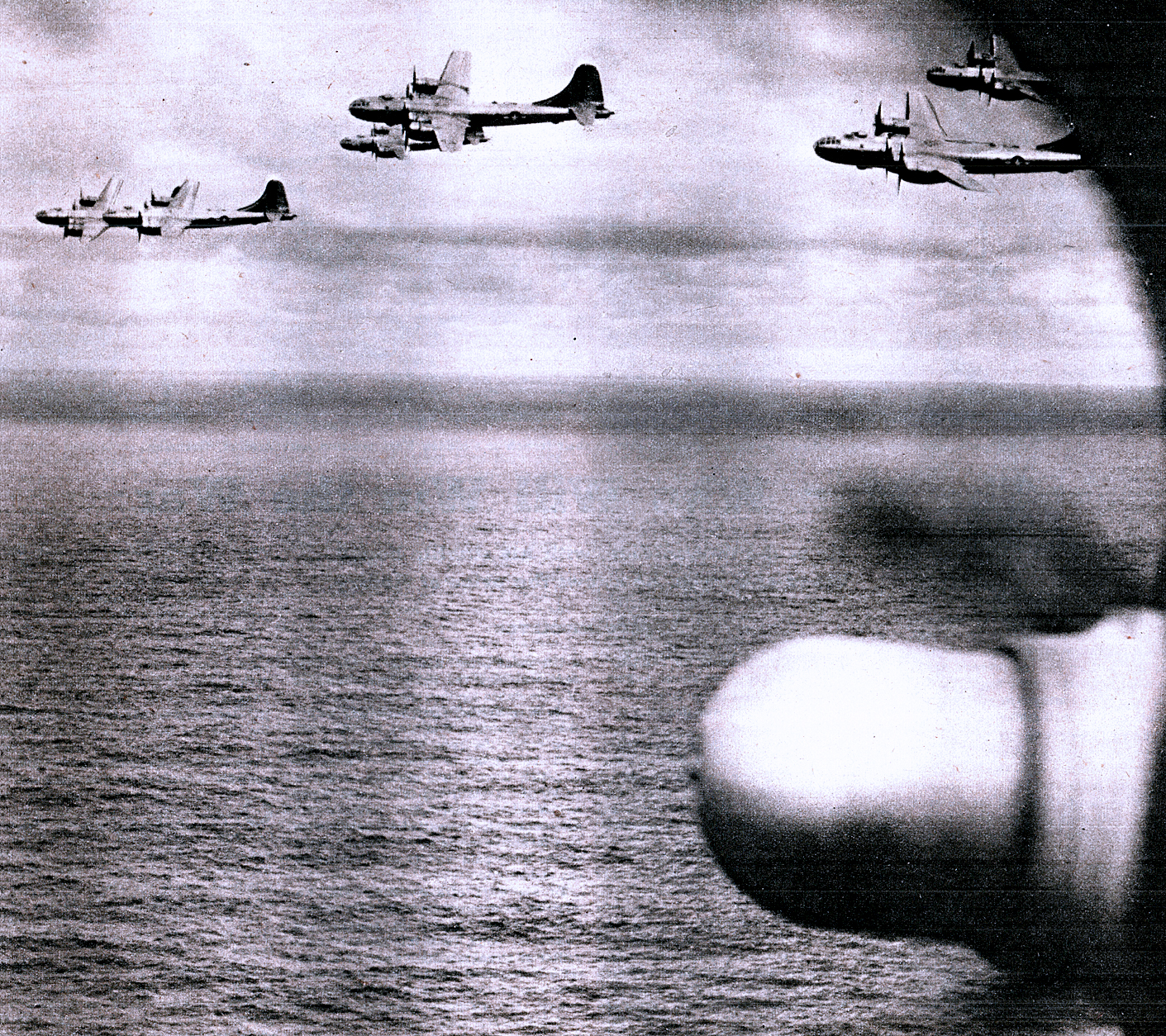Somewhere In The South Pacific - 1944