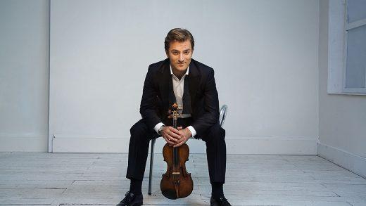 Renaud Capuçon - in concert - 2011