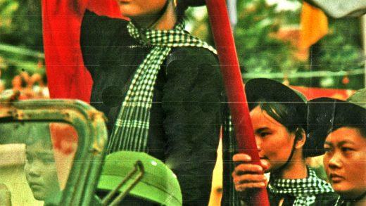 Taking over Saigon - Apri 30,1975