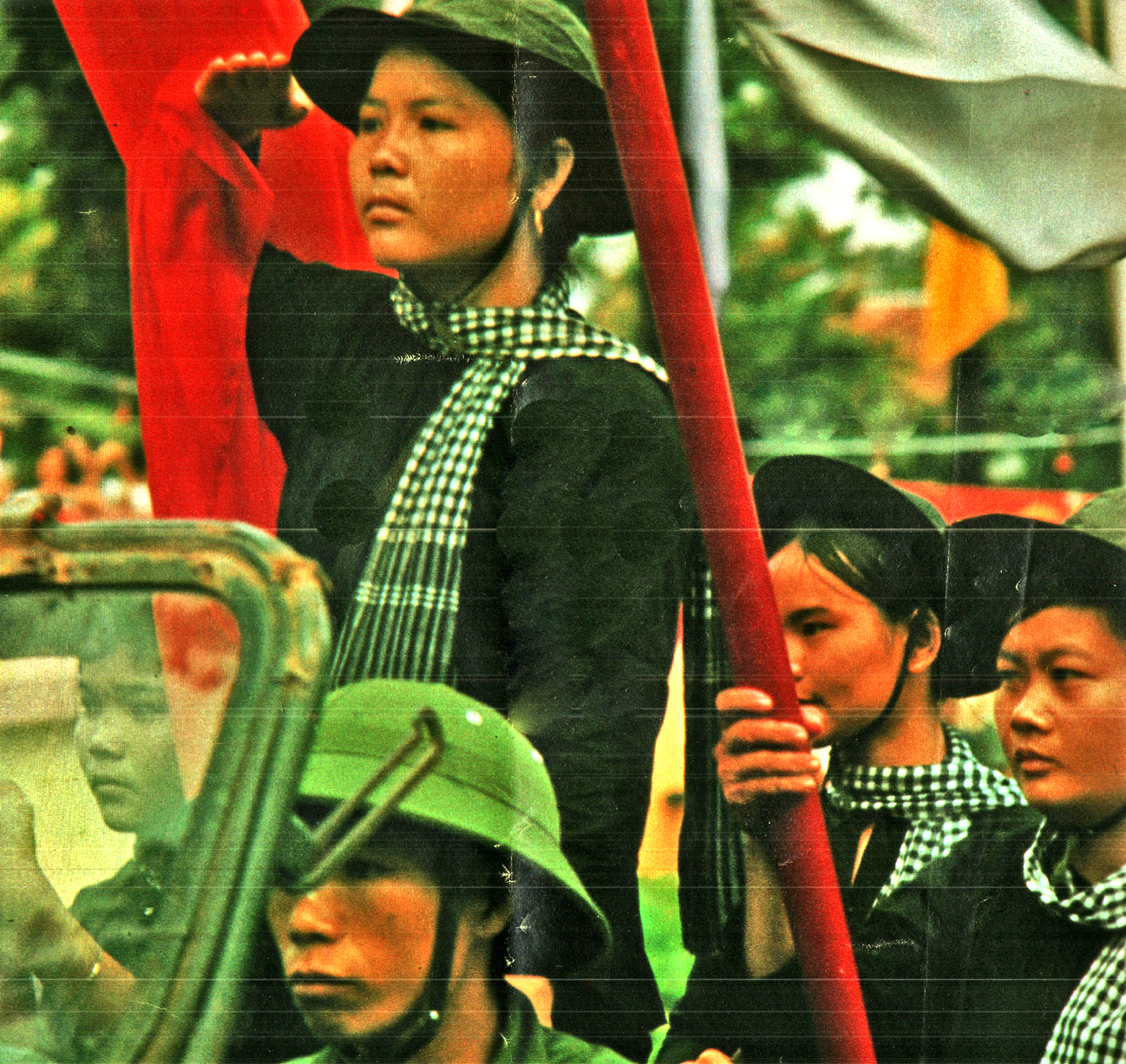April 30, 1975 – Morning After Saigon – Amid Chaos, A New Day And A New Country