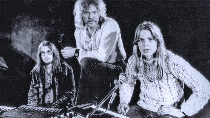 Tangerine Dream - in concert - 1975