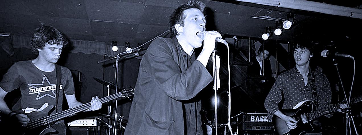 Alternative TV - in session for Peel 1977