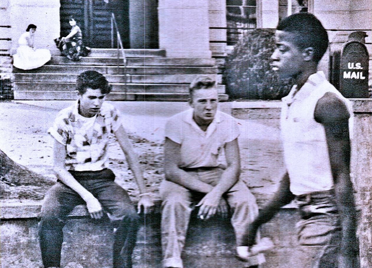 School Desegregation Issue - 1954