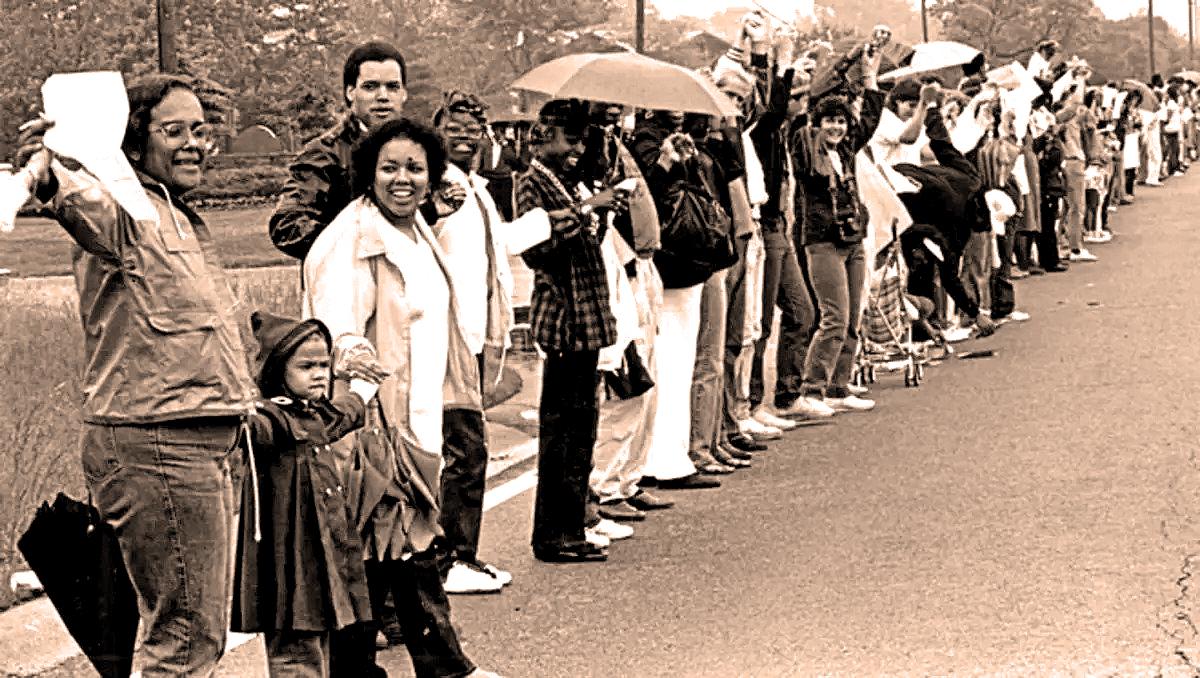 Hands Across America - 1986