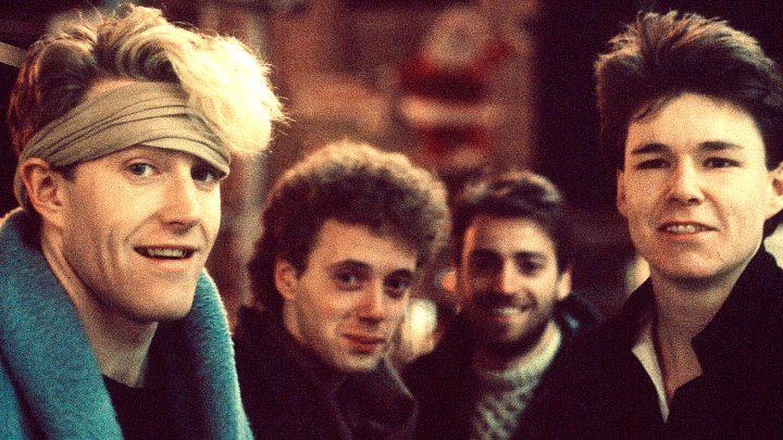 Skids - in concert - Edinburgh Odeon - 1979