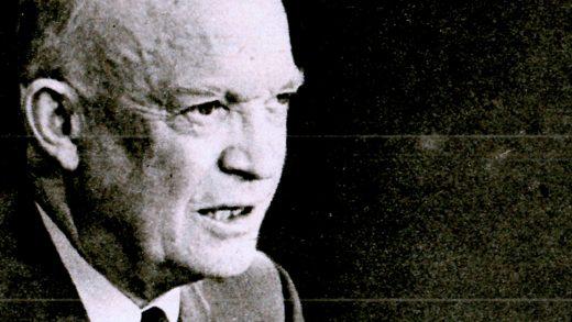 President Eisenhower - 1954
