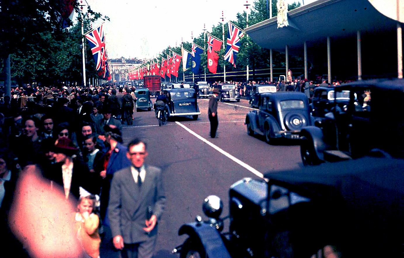 June 16, 1945 – Europe After V-E Day – Life Returns To London – Eyes On The Pacific.
