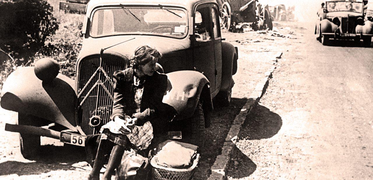 Fall of France - June 17, 1940