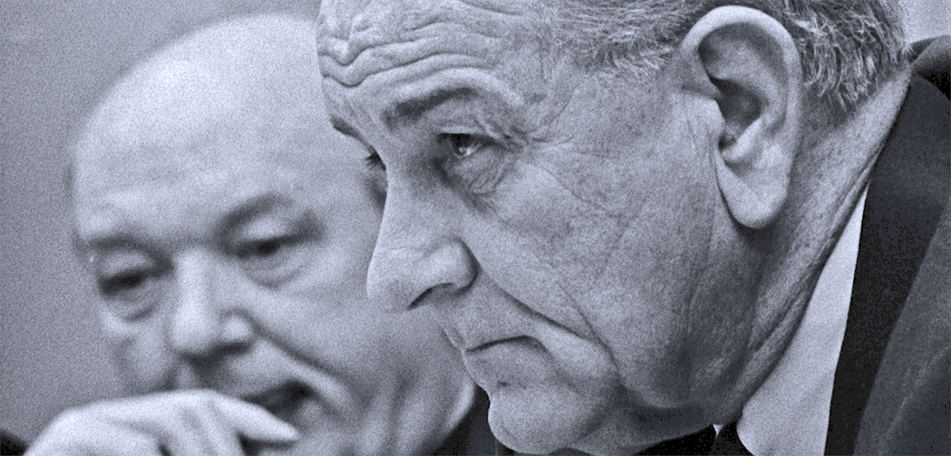 June 19, 1967 – President Johnson Addresses The Crisis In The Middle-East.