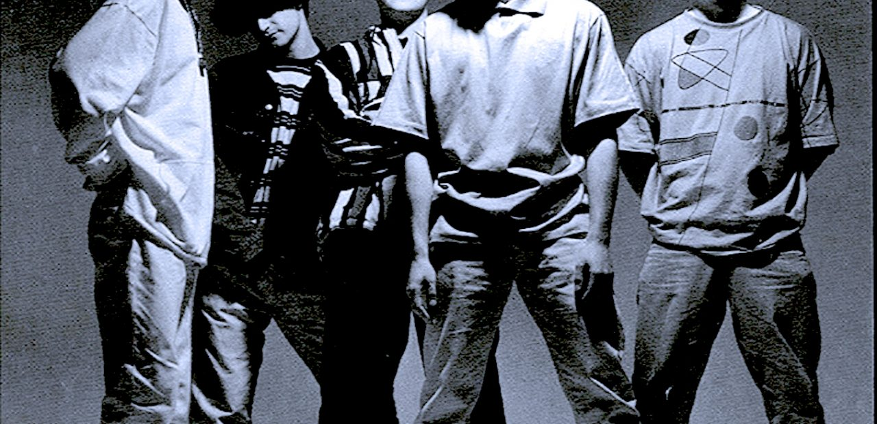 Inspiral Carpets - live in Manchester - 1989