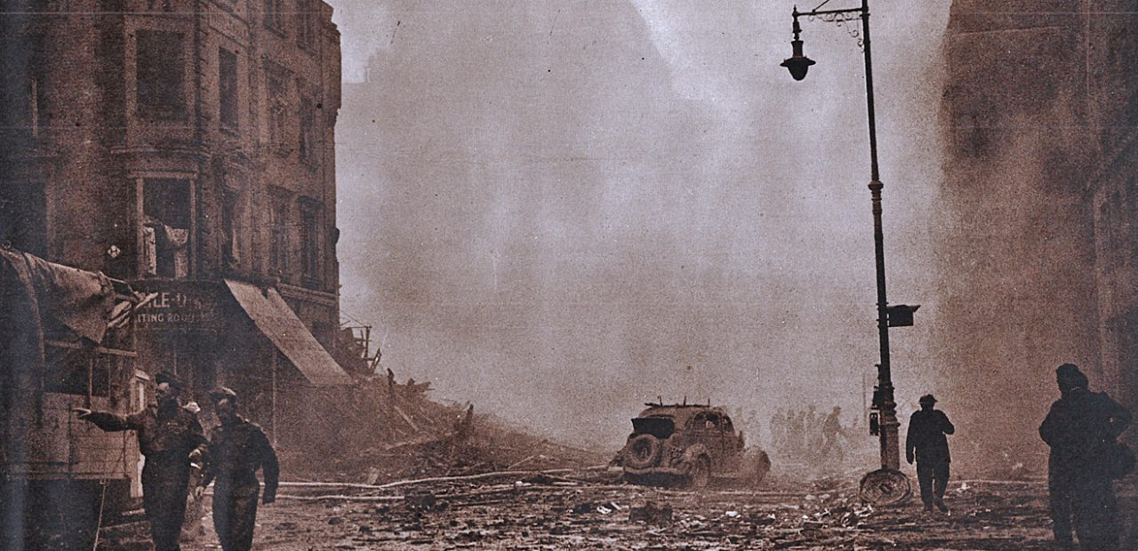 London Under Attack - July 1940