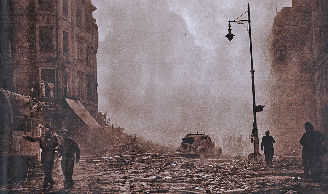 July 2, 1940 – Balkans Under Revision – France Under New Order – Bets On An Invasion Of Britain.