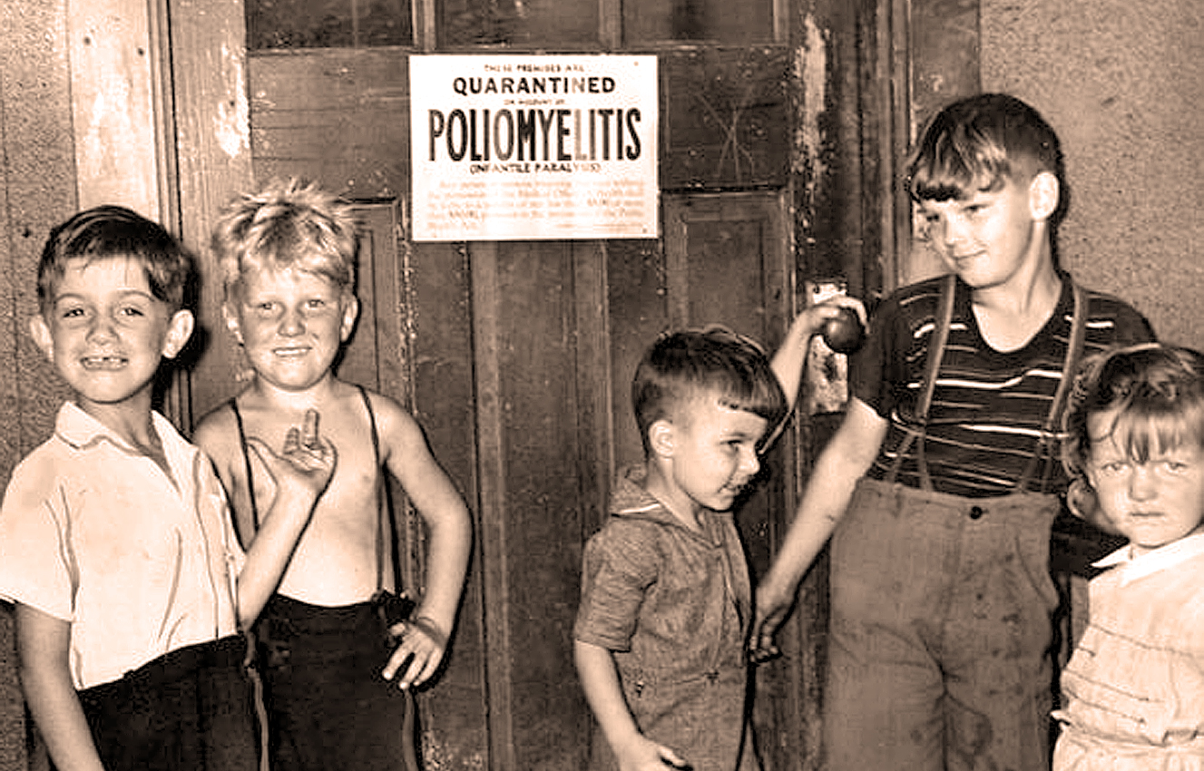 The Last Time America Was In Quarantine It Was Called Polio – 1946 – Past Daily Reference Room