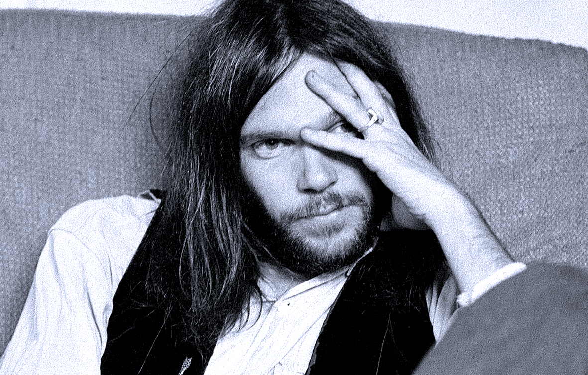 Neil Young - in conversation 1979