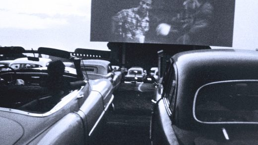 The Drive-In Theatre