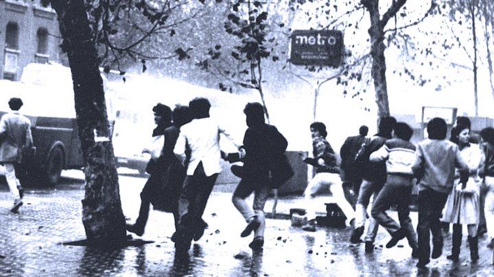 Santiago, Chile - Protests