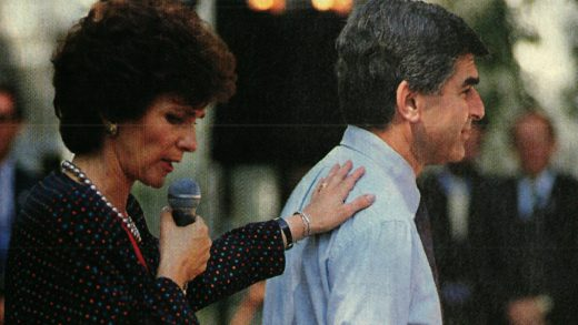Mike and Kitty Dukakis - convention 1988