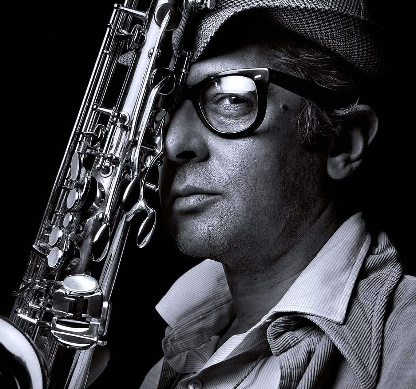 Barney Wilen - live in Paris (Photo: Jean-Michel Sordello