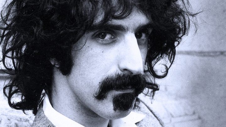 Frank Zappa - Getty Images -