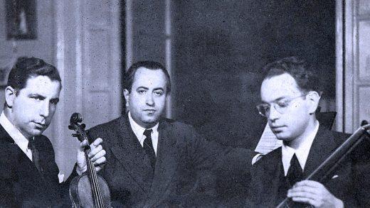Alma Trio - Totenberg-Baller-Rejto