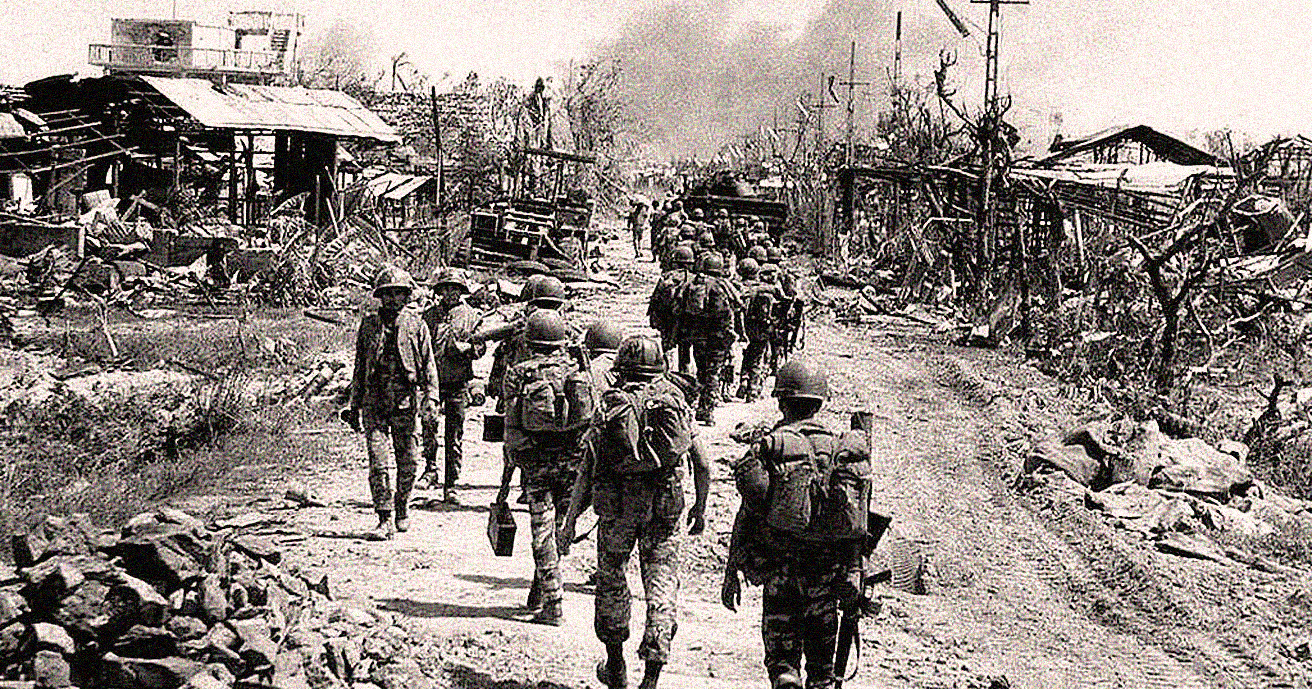 July 24, 1972 – A Place Called Quangtri – A See-Saw In The Senate – A Mine Disaster  In West Virginia