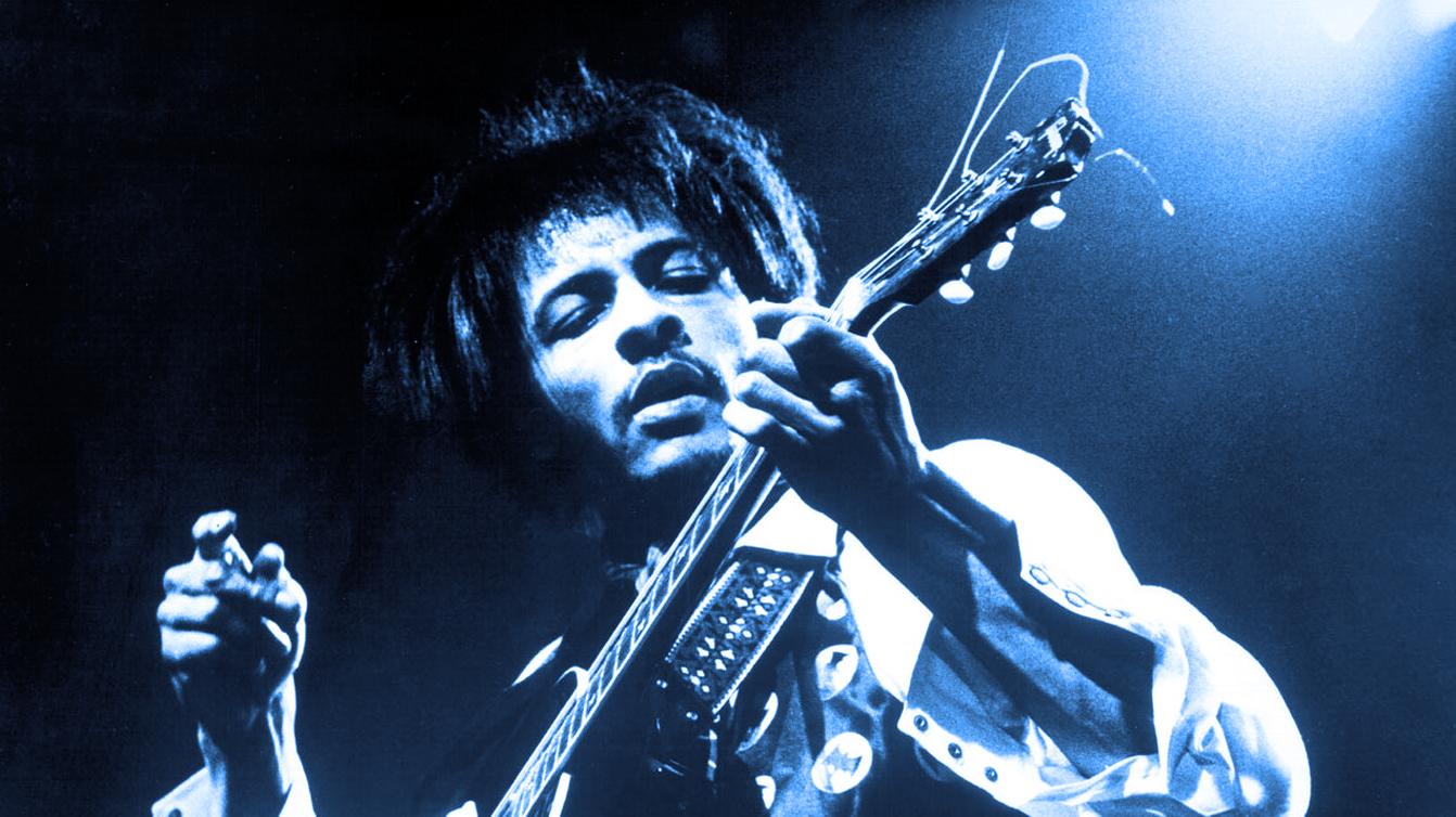 Arthur Lee - live at Glastonbury 2003