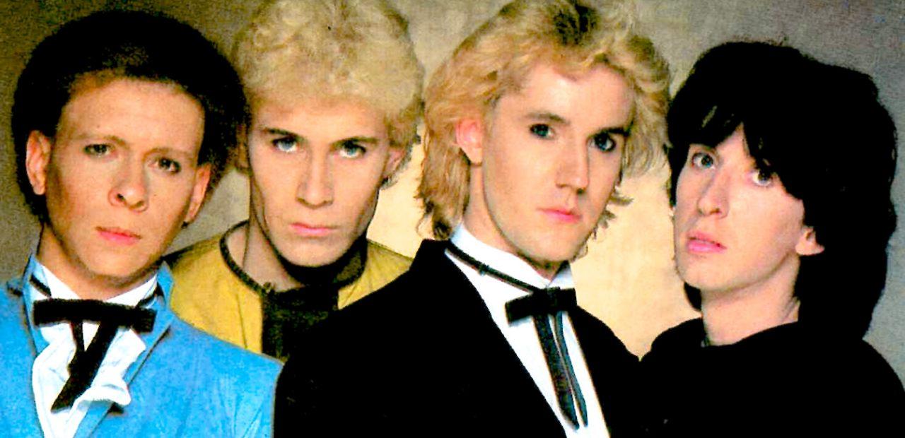 Dramatis - In Concert - 1982
