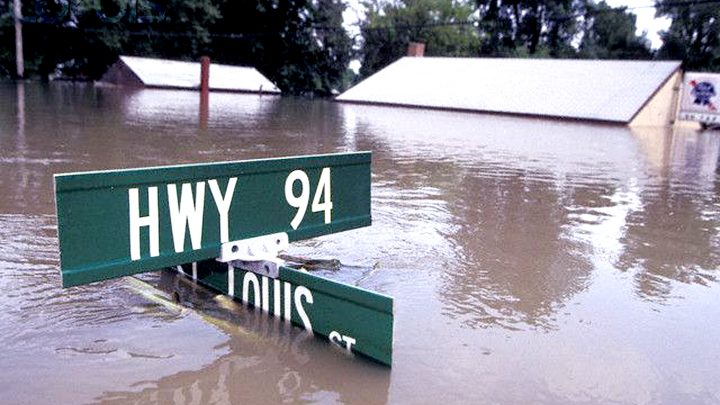 Floods of '93