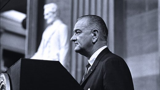LBJ - Voting Rights Bill Signing - August 6, 1965