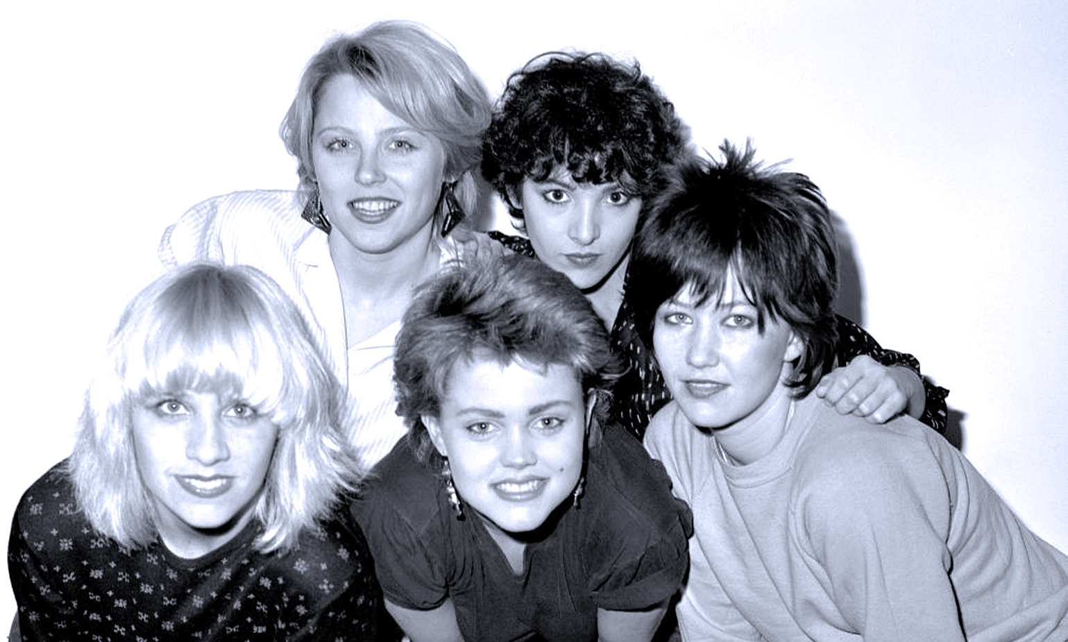 The Go-Go's – Live In Boston – 1981 – Past Daily Backstage Pass