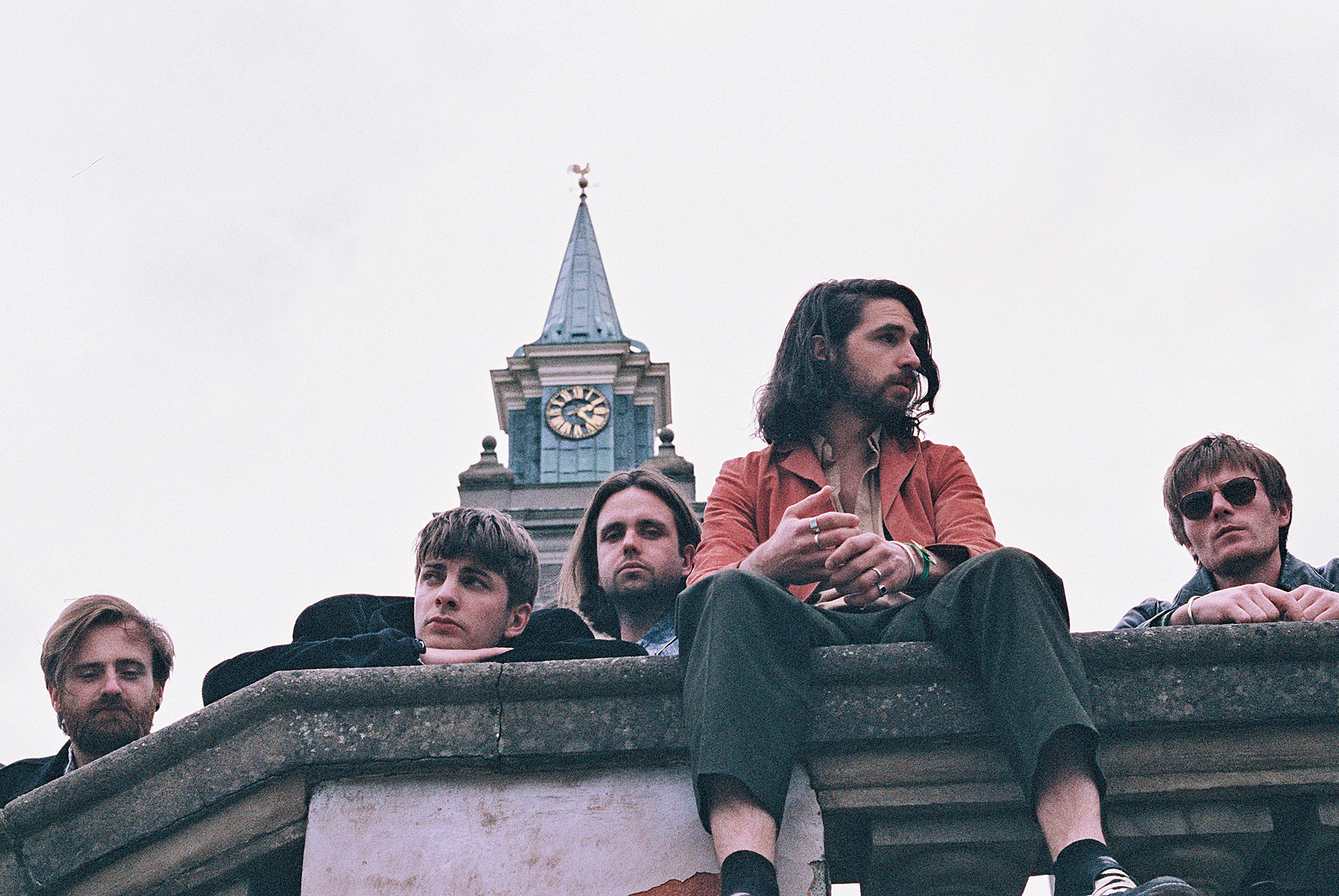 Fontaines D.C. live at Eurosonic 2019