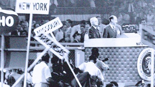 1952 Democratic Convention