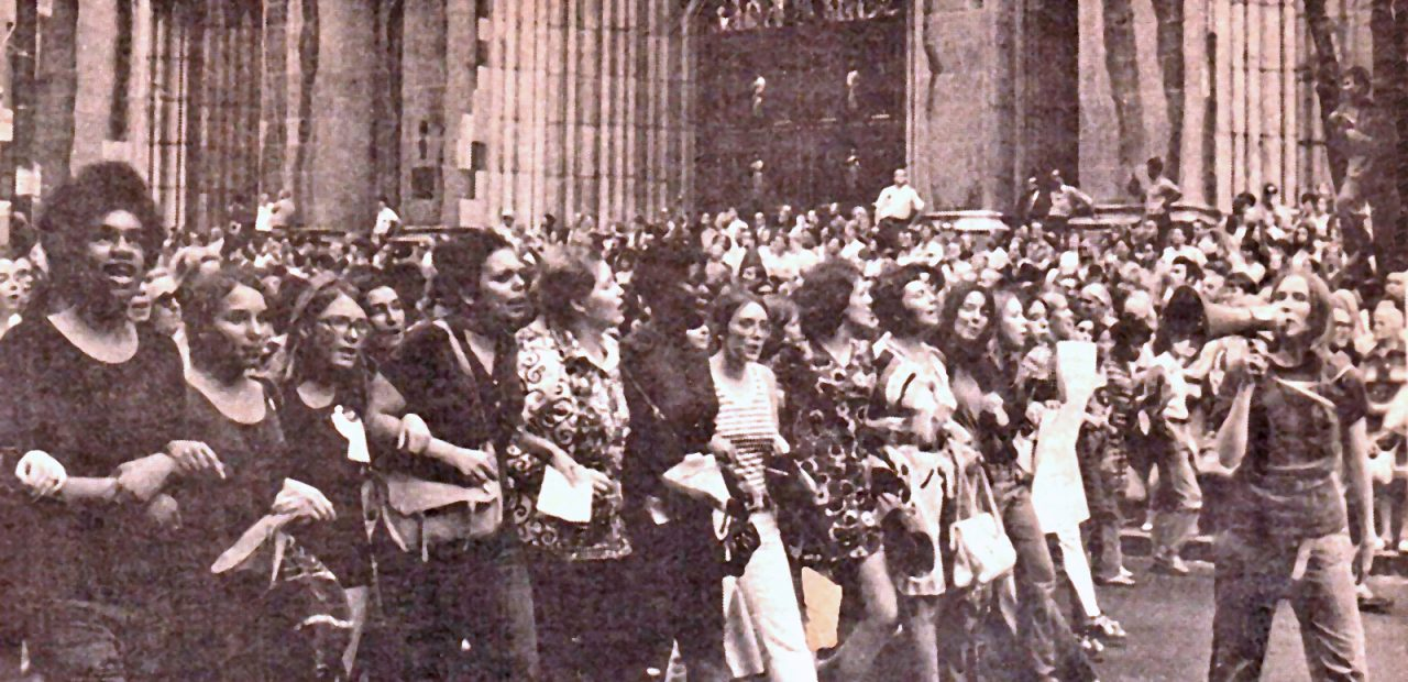 Women's Strike For Equality August 26, 1970