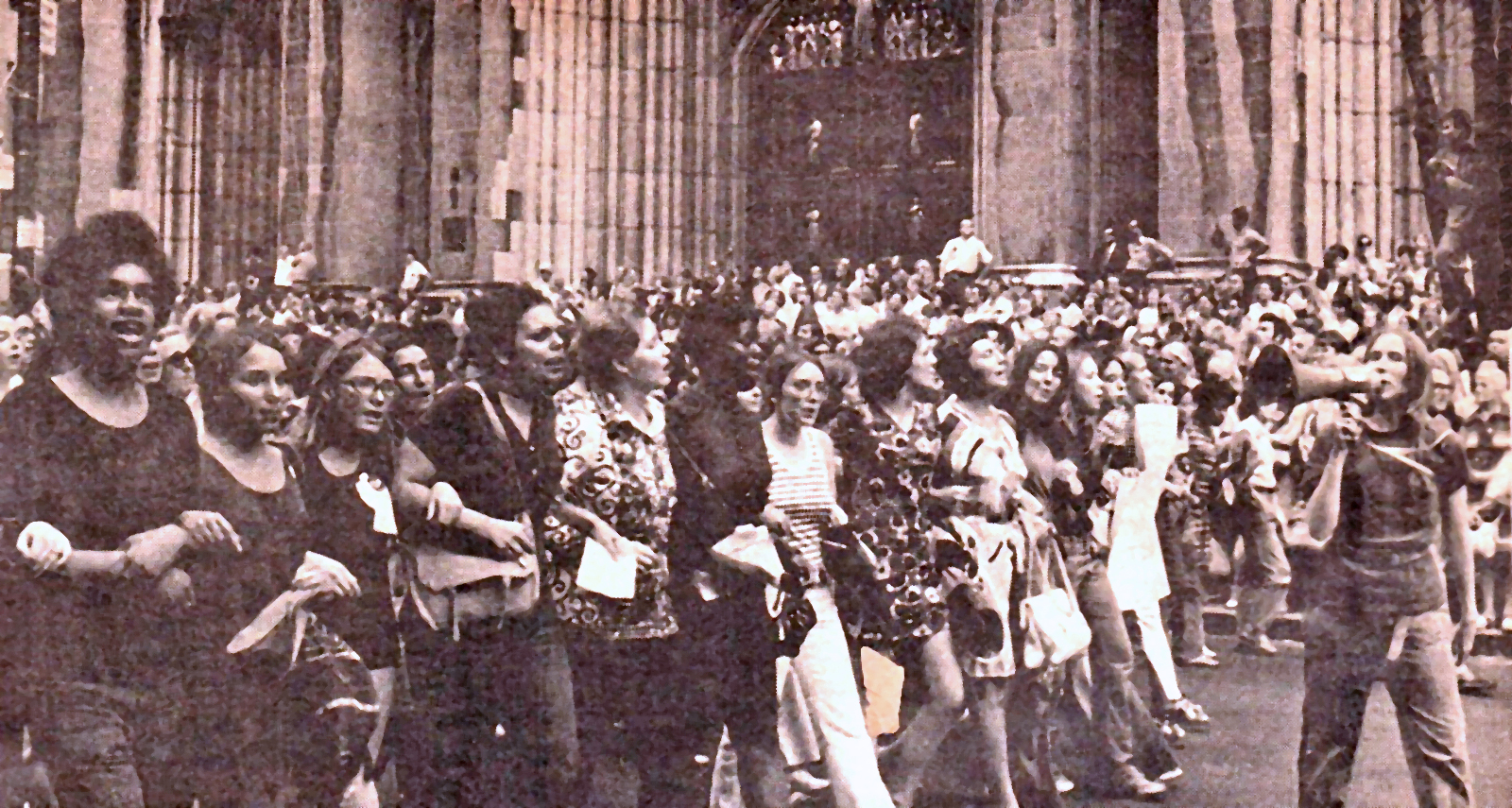 August 26, 1970 – Women's Strike For Equality