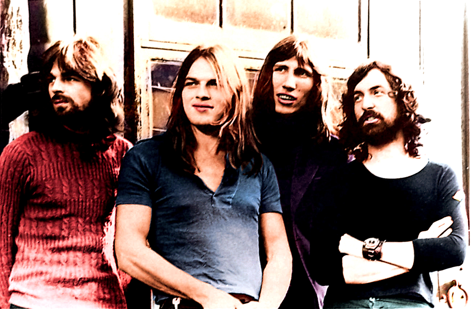 Pink Floyd – Live In Montreux – 1970 – Past Daily Soundbooth